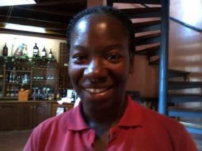 Ayisha John Groundation Grenada Librarian