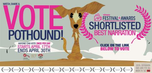 Vote Pothound on vimeo.com