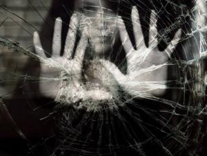 'Breaking through...' by Uploathe