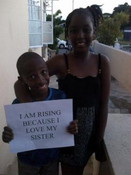 Source: One Billion Rising Barbados' Page