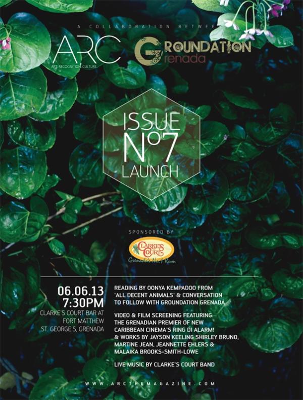 ARC Issue 7 Promo