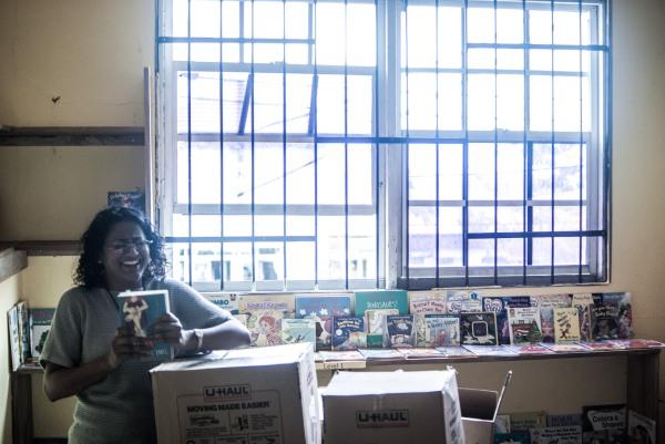Arnaldo James Groundation Grenada Artist Residency 3