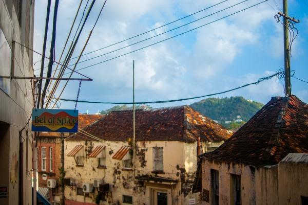 Arnaldo James Groundation Grenada Artist Residency  6