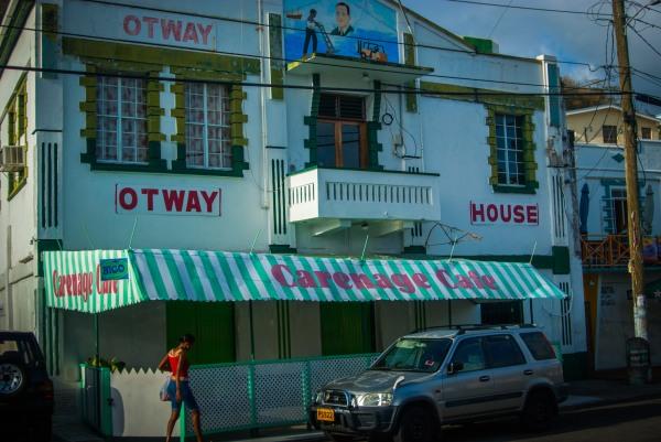 Arnaldo James Groundation Grenada Artist Residency 9