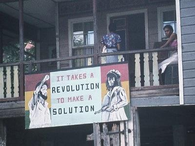 It takes a Revolution