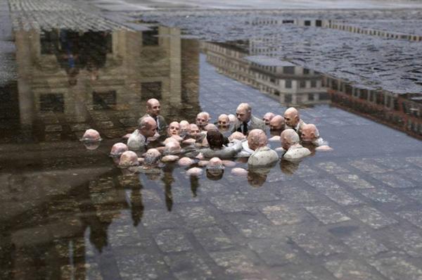 Politicians Debating Global Warming